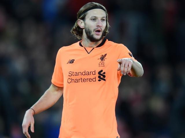 Team News: Adam Lallana on Liverpool bench