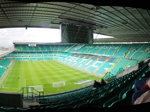 Generic view inside Celtic Park from August 2016