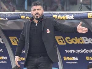 Gattuso: 'We did not play as a team'