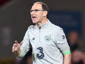 Topal volley downs Ireland in Turkey