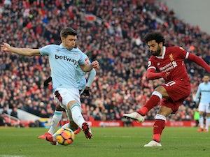 Jurgen Klopp hails 'greedy' Mohamed Salah