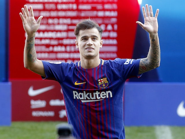 Coutinho'Dembele is a great player