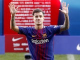 Philippe Coutinho pictured in January 2018
