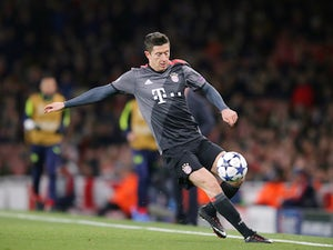 Team News: Bayern make five changes for Real clash