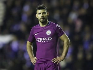 Sergio Aguero 'lashes out at Wigan fan'