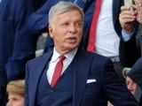 Stan Kroenke pictured in September 2016