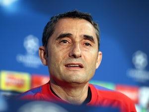 Valverde: 'Draw not a bad result'