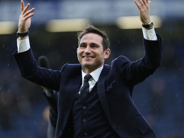 Derby appoint Lampard as new head coach