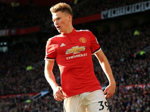 McClair tips McTominay to star for Scotland