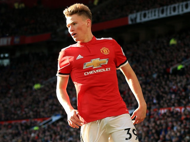McTominay: 'My progress down to Mourinho'