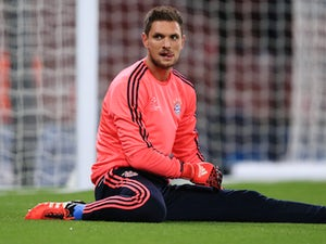 Bayern's Ulreich apologises for mistake