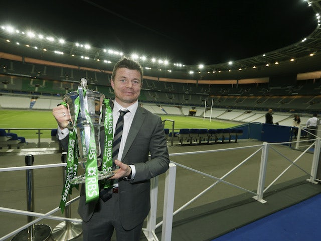 O'Driscoll backs Ireland for Grand Slam