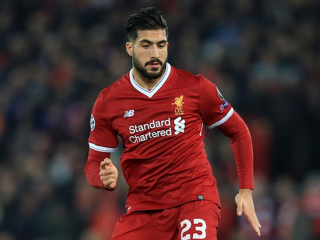 Emre Can 'agrees Five-year Juventus Deal'