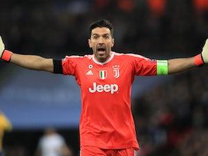 Buffon plays final Juventus game