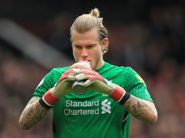 Karius: 'Liverpool at fault for United loss'