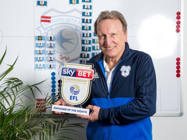 Warnock claims Championship MOM award