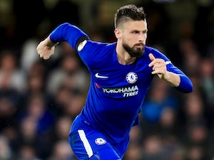 Team News: Giroud leads Chelsea attack at Burnley