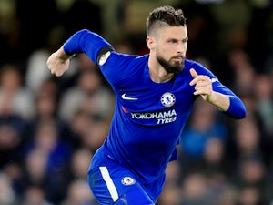 Giroud: 'I have good understanding with Hazard'
