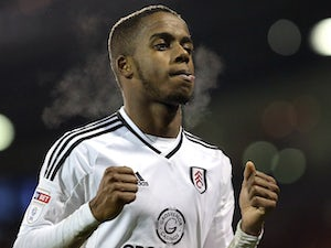 Ryan Sessegnon in action during the Championship game between Fulham and Sheffield United on March 6, 2018