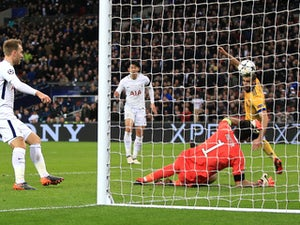 Live Commentary Tottenham Hotspur   Juventus Juve Through   On
