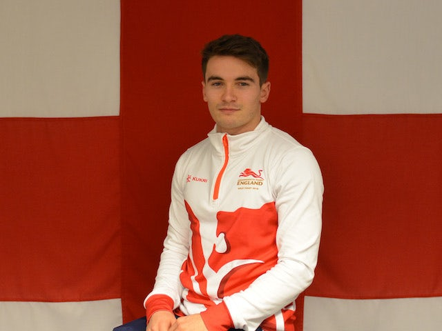 Team England's Daniel Goodfellow pictured prior to the 2018 Commonwealth Games