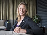 Team England Chef de Mission Sarah Winckless pictured prior to the 2018 Commonwealth Games