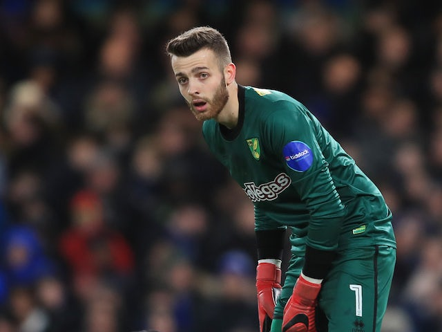 Stoke interested in Angus Gunn signing?