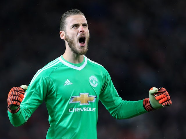 Mourinho warns Madrid off David de Gea