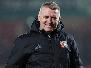 Brentford 'more or less starting from scratch' in new manager search