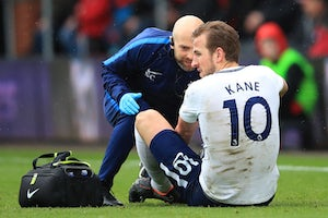 Harry Kane out injured until May?