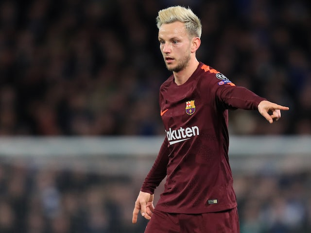 Ivan Rakitic fracture needs surgery