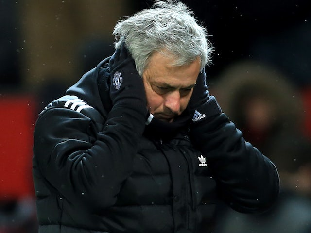 Mourinho 'lines up mass summer exodus'