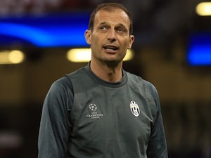 Allegri expects to remain in charge of Juventus