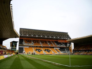 General view inside Wolverhampton Wanderers ground Molineux from 2015