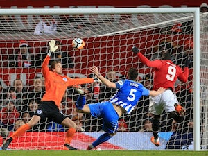 Live Commentary: Manchester United 2-0 Brighton & Hove Albion - as it happened