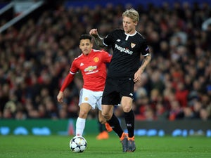 Live Commentary: Man United 1-2 Sevilla - as it happened