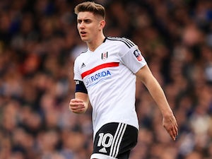 Result: Cairney goal earns promotion for Fulham