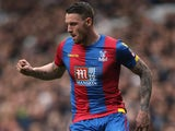 Connor Wickham in action for Crystal Palace in February 2016