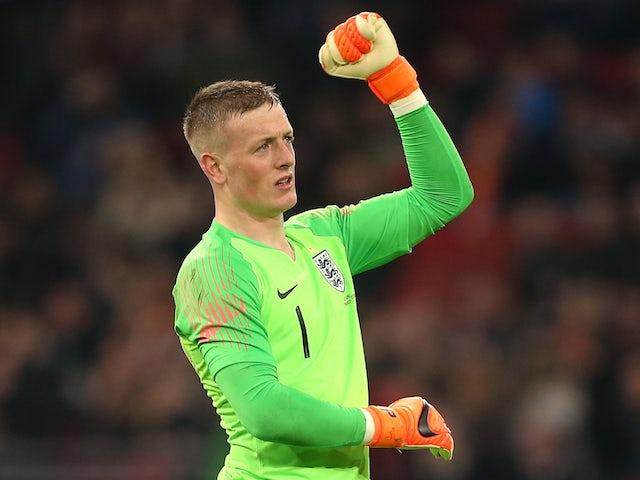 66ef3e45852 Peter Shilton heaps praise on Everton, England goalkeeper Jordan Pickford