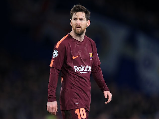 Lionel Messi desperate to win World Cup