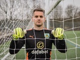 Tom Heaton pictured in March 2018