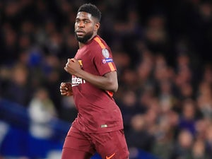 Barcelona 'prioritise new Umtiti contract'
