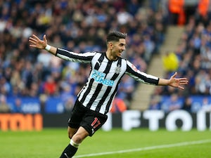 Ayoze Perez rules out Newcastle exit