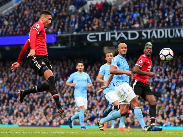 Result: United comeback puts City celebrations on hold