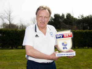 Warnock named Championship MOTM for March