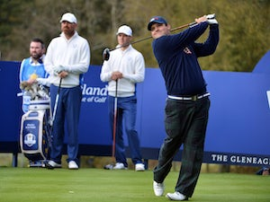 Result: Reed holds off Fowler to win Masters