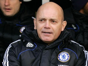 Ray Wilkins pictured while working at Chelsea in 2008