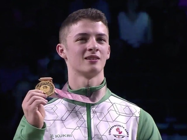 Commonwealth Games: First medal for Northern Ireland