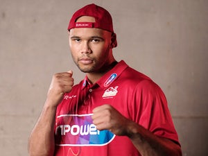 Team England boxer Frazer Clarke poses ahead of the 2018 Commonwealth Games on the Gold Coast