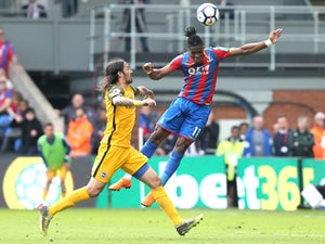 Palace hold on to defeat Brighton
